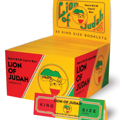 Lion of Judah (king size)