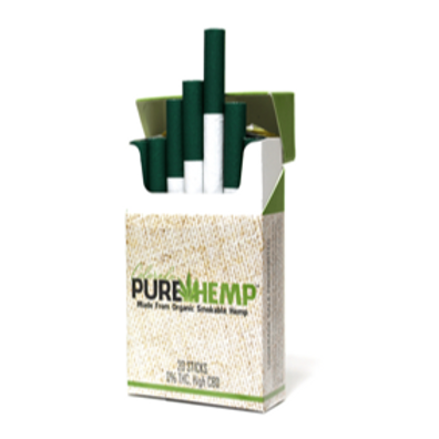 Pure Hemp cigarettes