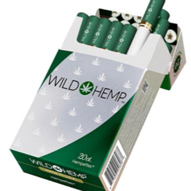 Wild Hemp (20ct) cigarettes