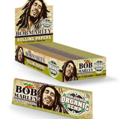 Bob Marley (1 1/4) rolling papers