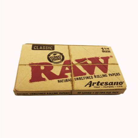 Raw Artesano 1 1/4 Paper