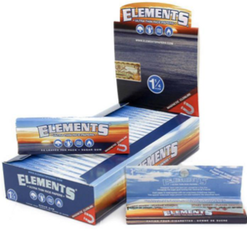 Elements paper (1 1/4)