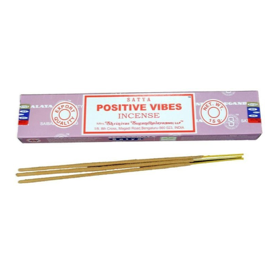 Positive Vibes stick incense