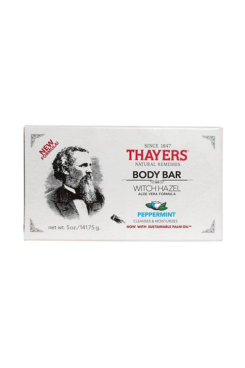 Thayers Peppermint Body Bar