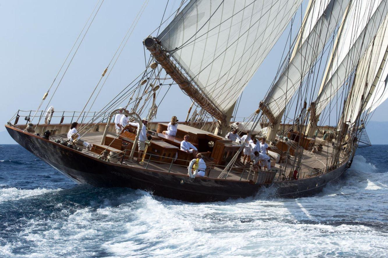 SY Atlantic 1