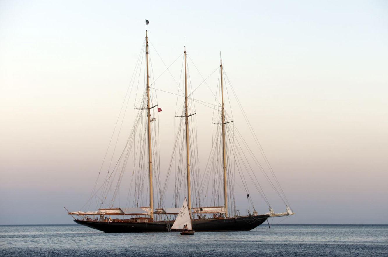 SY Atlantic 3