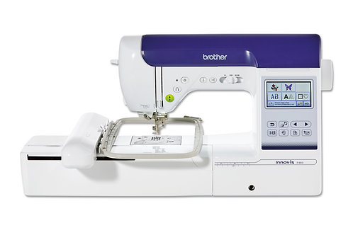 Brother Innov-is F480 Sewing and Embroidery