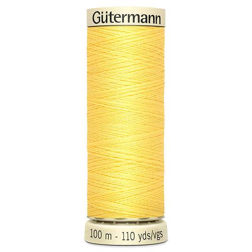 Gutermann 100m Sew All Thread 852