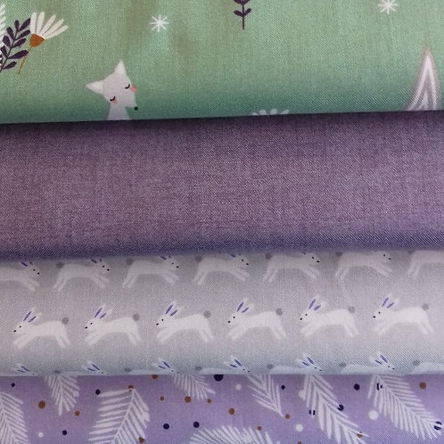 Forest Talk Fat Quarter Pack