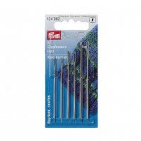 Darning needles, short, No. 5/0-1/0, assorted