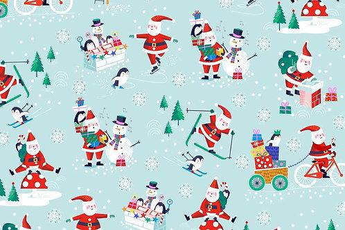 Jolly Santa 1951/1