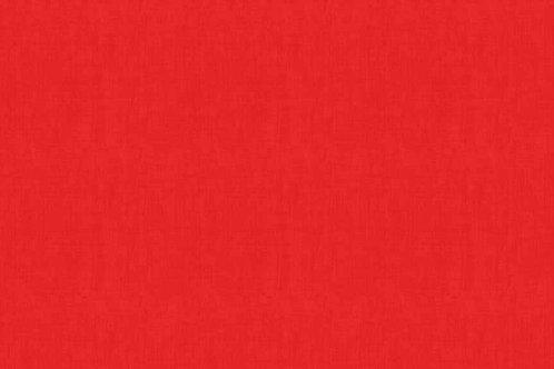 Red Linen Look - R