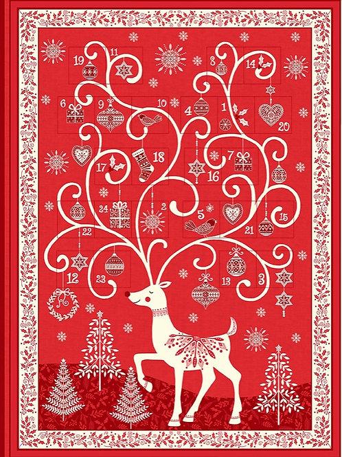 Advent Calendar Reindeer Kit
