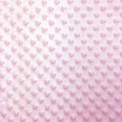 Pink Dimple Fleece
