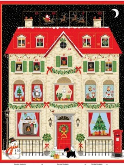 Advent Calendar House Kit