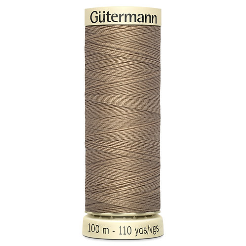 Gutermann 100m Sew All Thread 868