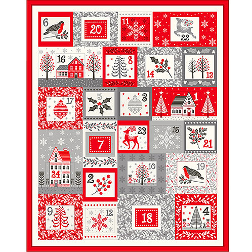 Scandi Advent Calendar 2020 Kit