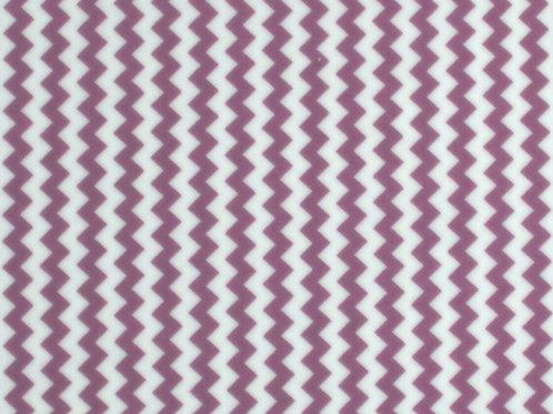 Fabric Freedom Purple Chevron