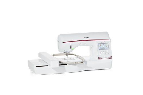 NV870 Special Edition embroidery machine