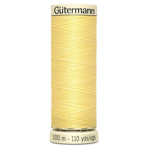 Gutermann 100m Sew All Thread 578