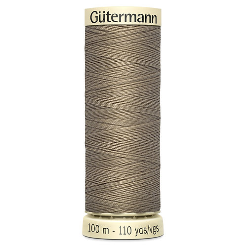 Gutermann 100m Sew All Thread 724