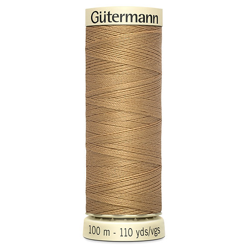 Gutermann 100m Sew All Thread 591
