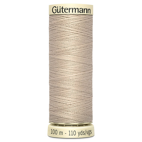 Gutermann 100m Sew All Thread 722