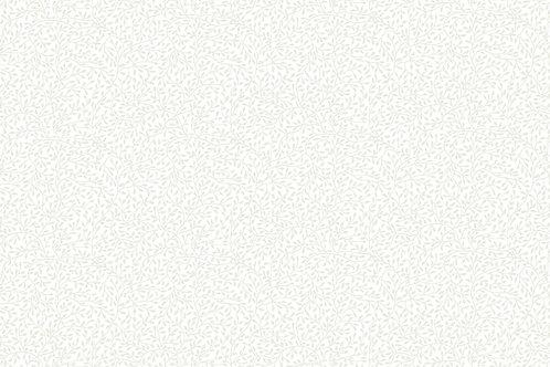 White on White Leaf 764 W1
