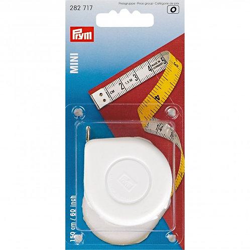 Spring tape measure Mini, 150cm/60inch