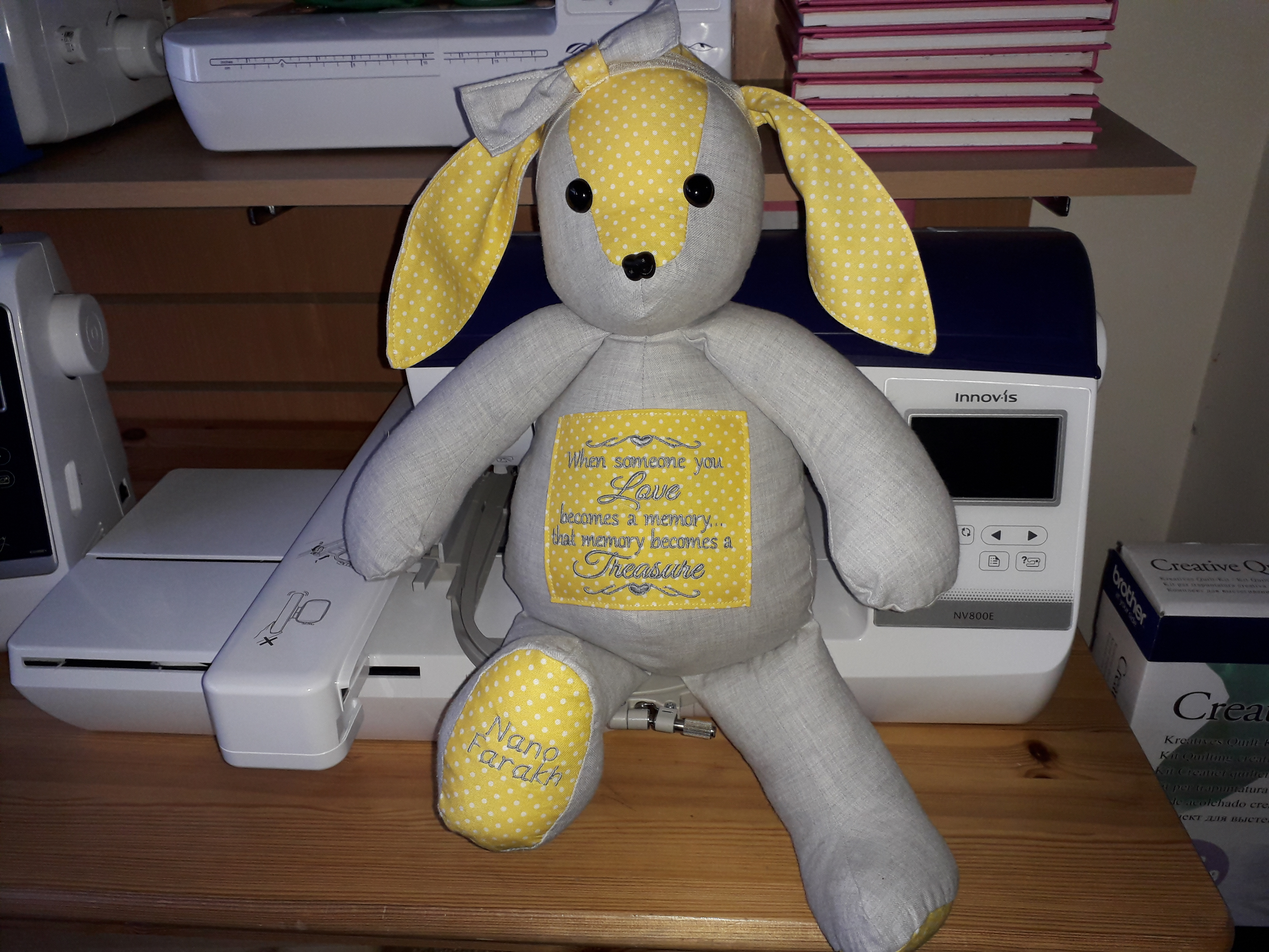 Memory Bunny