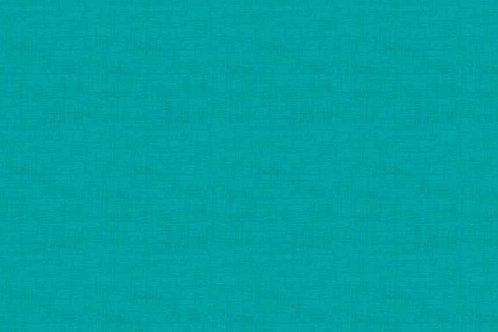 Turquoise Linen Look - T5