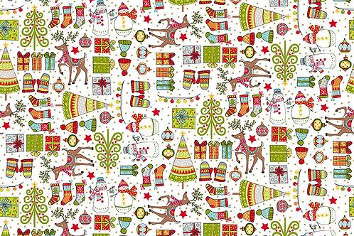 Christmas Scatter