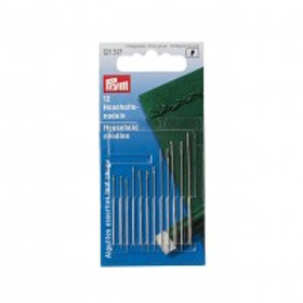 Household needles, assorted