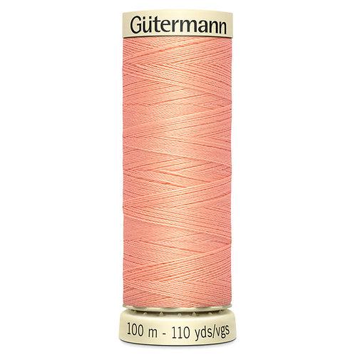 Gutermann 100m Sew All Thread 586