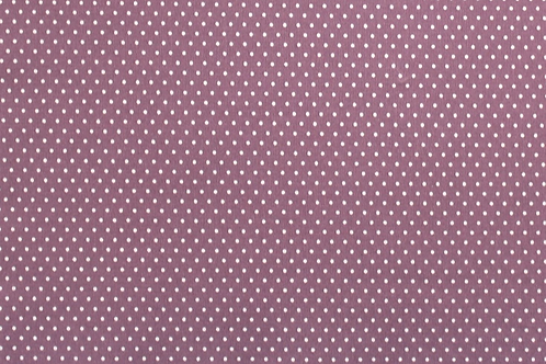 Fabric Freedom Purple with white dots