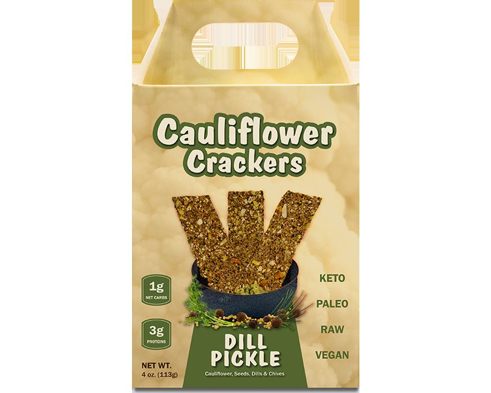 Dill Pickle Flavor