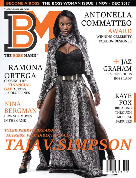 Boss Mann Cover