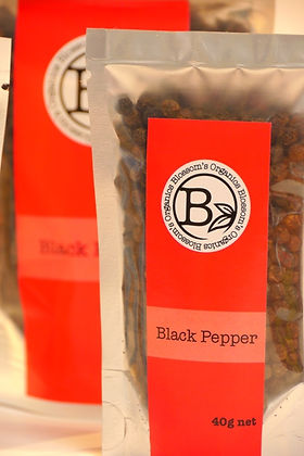 Black Pepper 40g