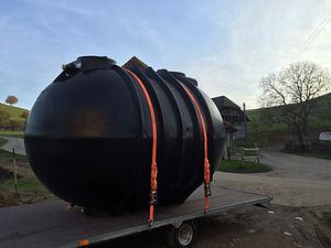 Quellwasser, Trinkwasser Rudolf Wyttenbach GmbH, Gerlafingen