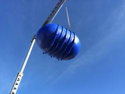 Blueline 10'000 Liter