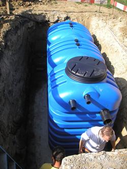 Einwandtank 10'000 Liter