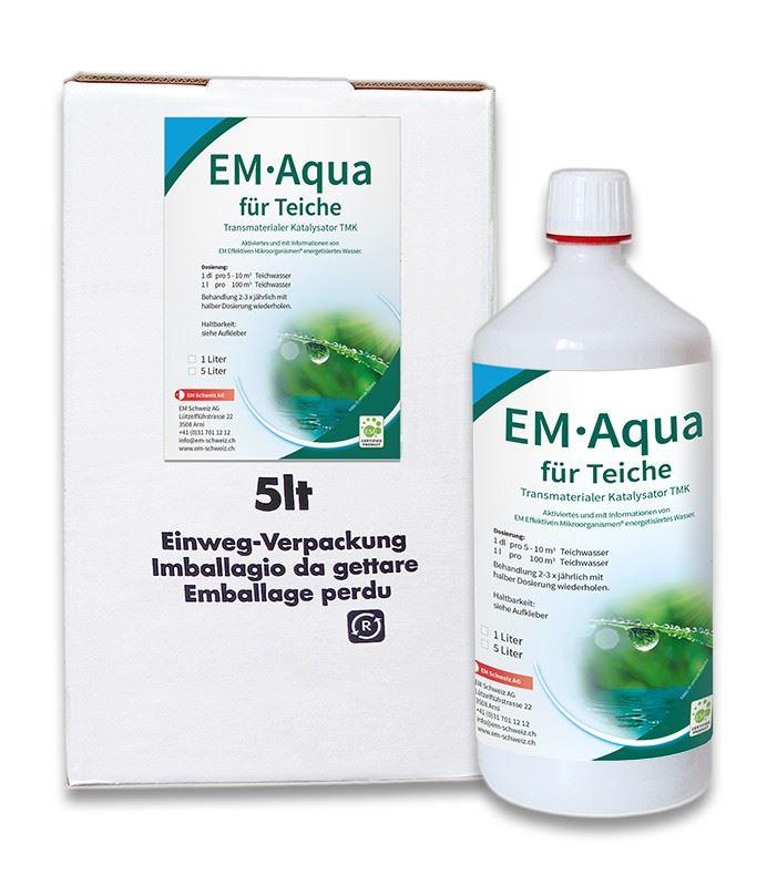 EM - Effektive Mikroorganismen