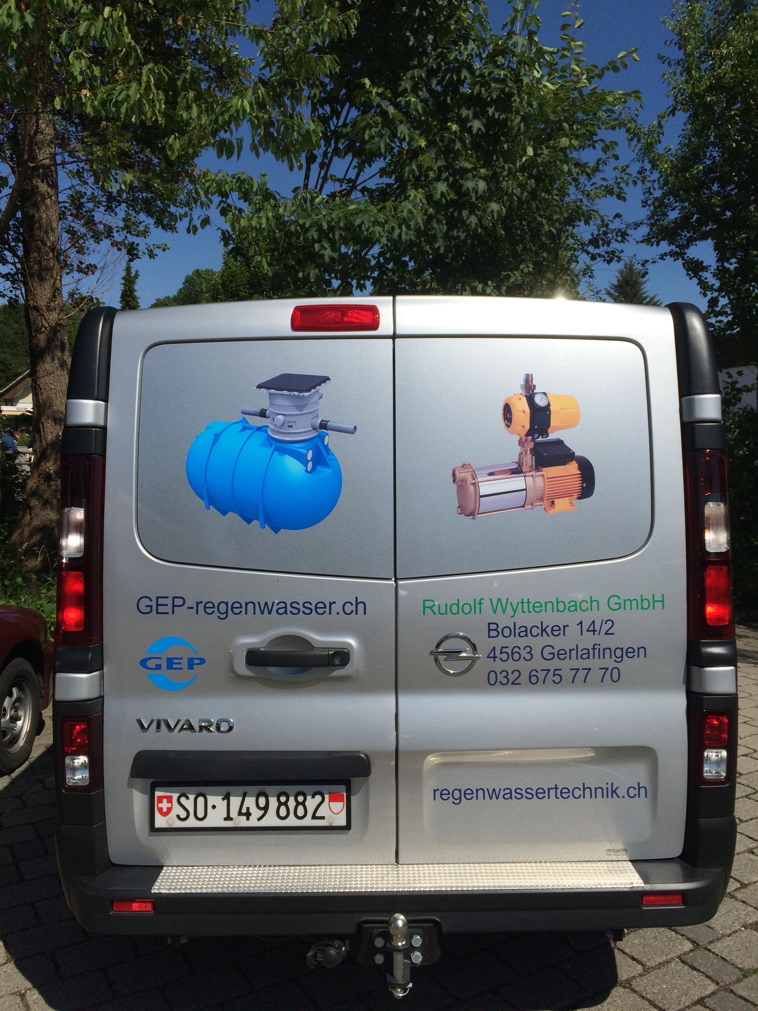 Das Pumpen- und Wassermobil