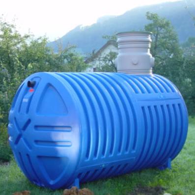 Wasserlagerung