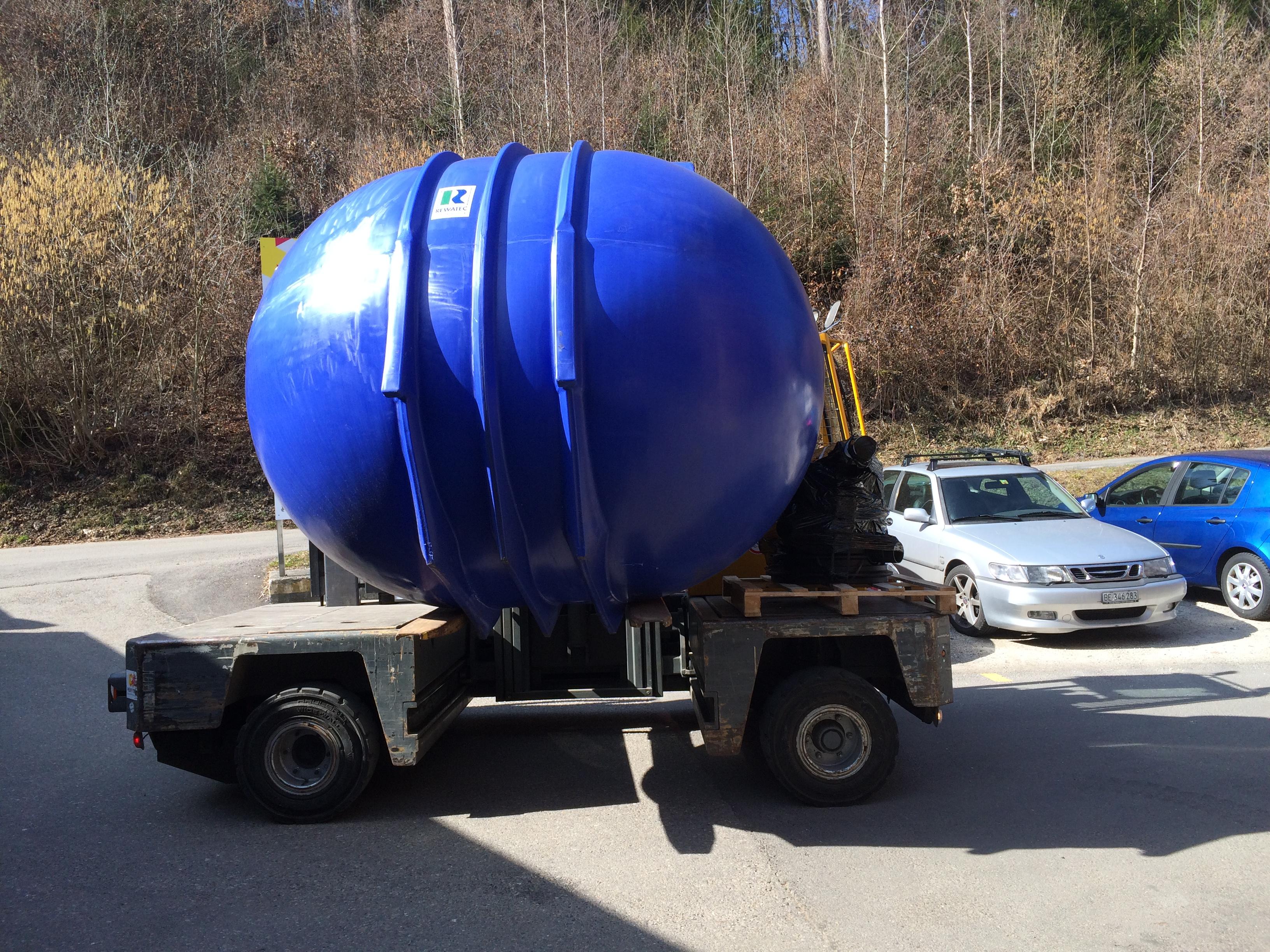 Blueline 7'500 Liter