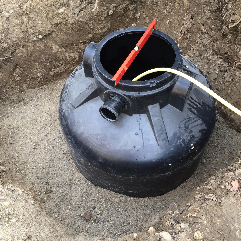 Minitank Piccolo 500 Liter