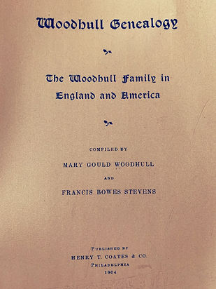 Woodhull Genealogy