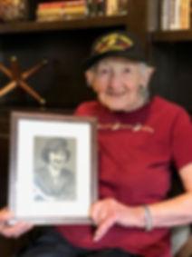 Longtime Member Staff Sergeant Barbara Hubbell Kruse, USMC