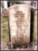 Gravestone of John Ketcham, Patriot