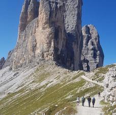 Tre Cima, Dolomites